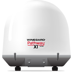 Pathway® X1 Portable Automatic Antenna
