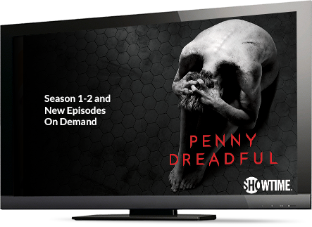 Penny Dreadful | Season 1-2 and new episodes On Demand
