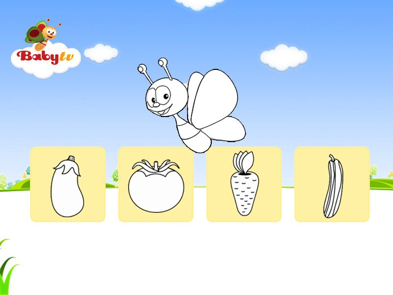 Malvorlagen Tv: Baby Tv Free Coloring Pages