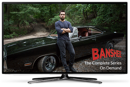 Banshee | The Complete Series On Demand