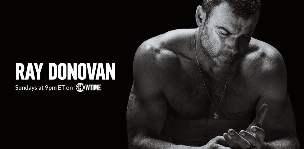 Ray Donovan on Showtime | Sundays at 9pm ET