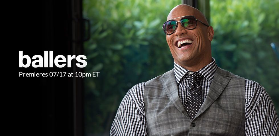 Ballers | Premieres 07/17 at 10pm ET on HBO