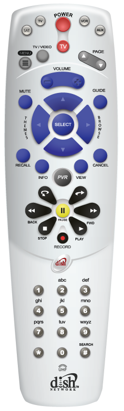 Platinum Remote