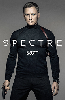 Spectre on DISH Movie Pack