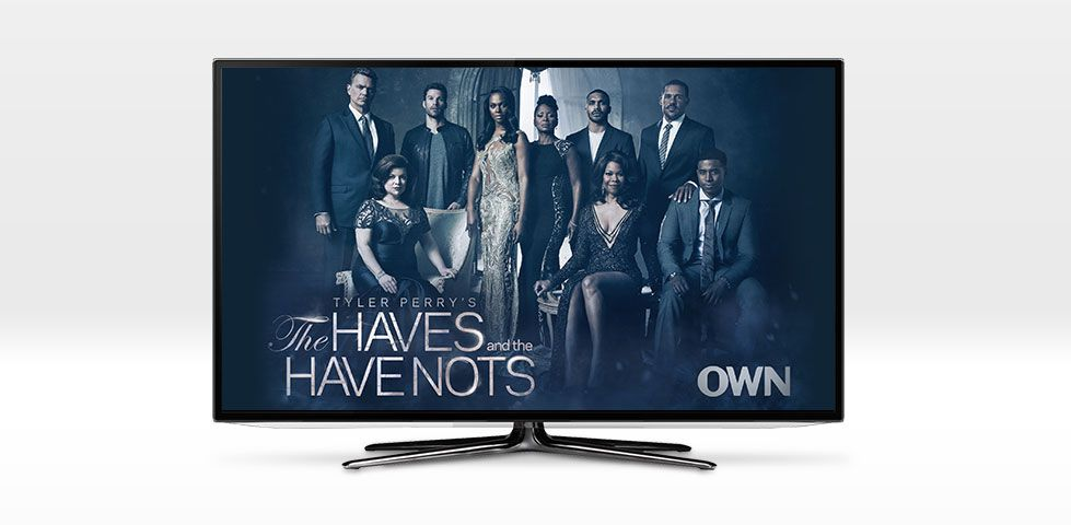 Tyler Perry's The Haves and the Have Nots on OWN