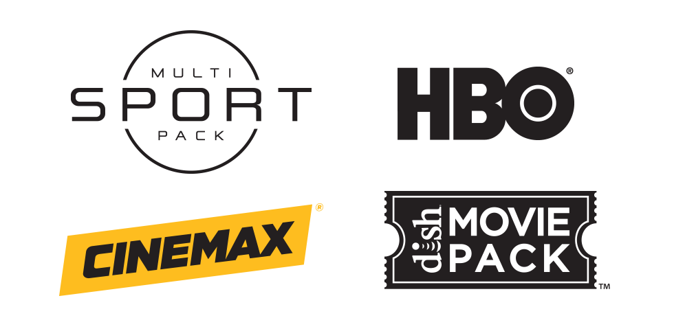 Multi-Sport, HBO, Cinemax & DISH Movie Pack Free for 3 months