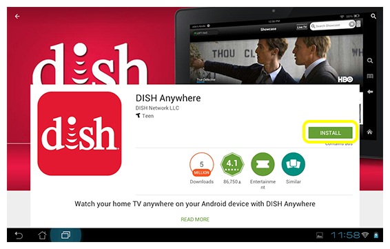 DISH Anywhere | Download App | MyDISH | DISH Customer Support