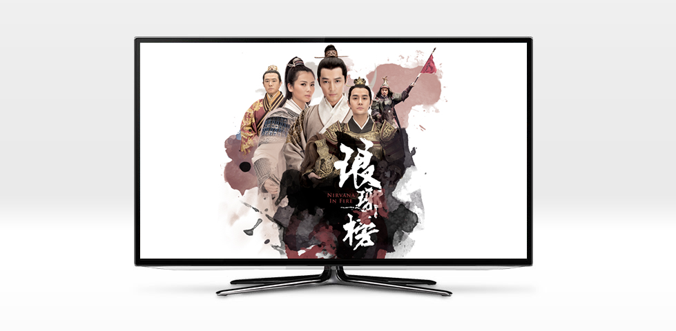 Great Cantonese shows like Nirvana in Fire