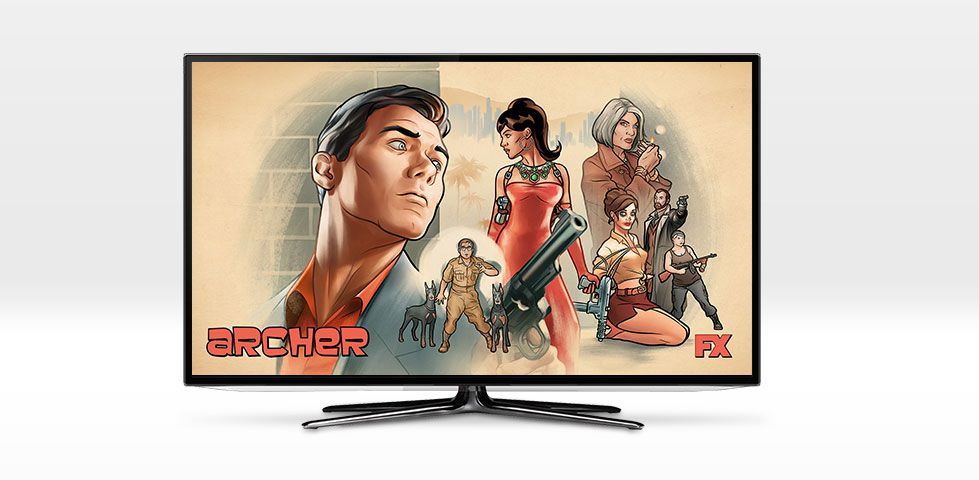 $69.99/mo | Archer on FX, included in America's Top 120