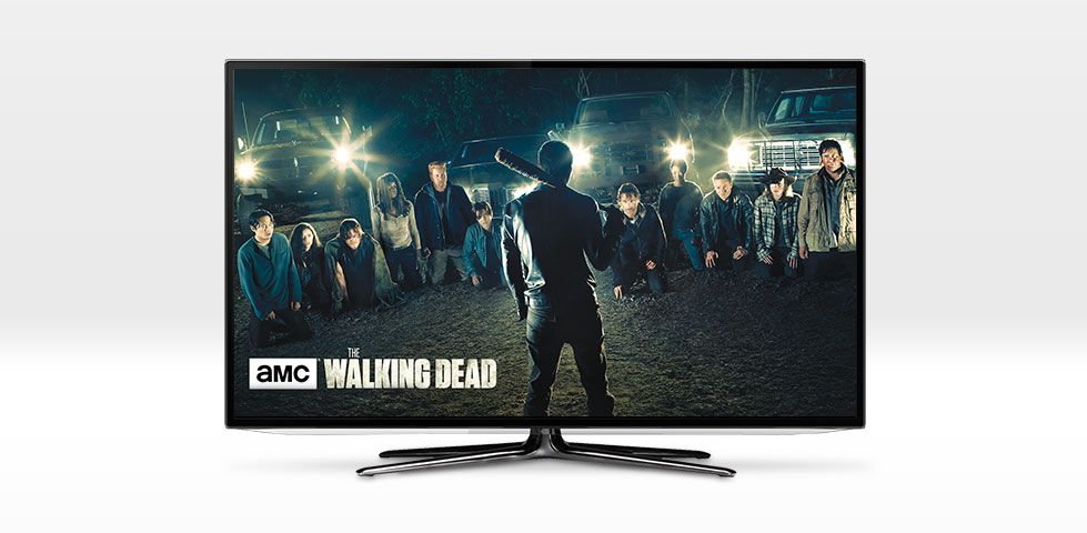 $84.99/mo | The Walking Dead on AMC, included in America's Top 200