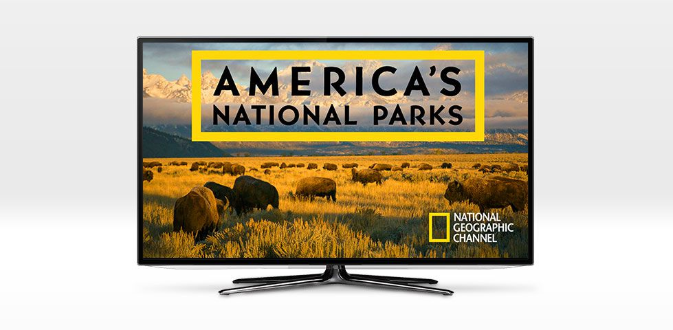 $54.99/mo | America's National Parks on National Geographic, included in DISH America