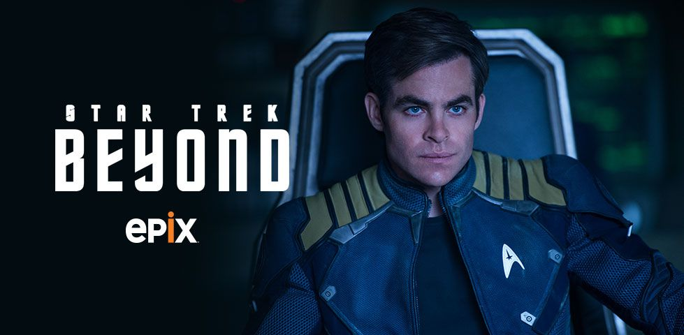 Star Trek Beyond on EPIX