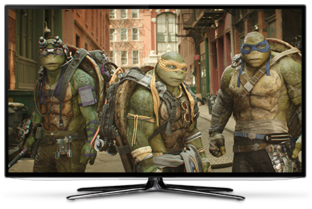Teenage Mutant Ninja Turtles on EPIX