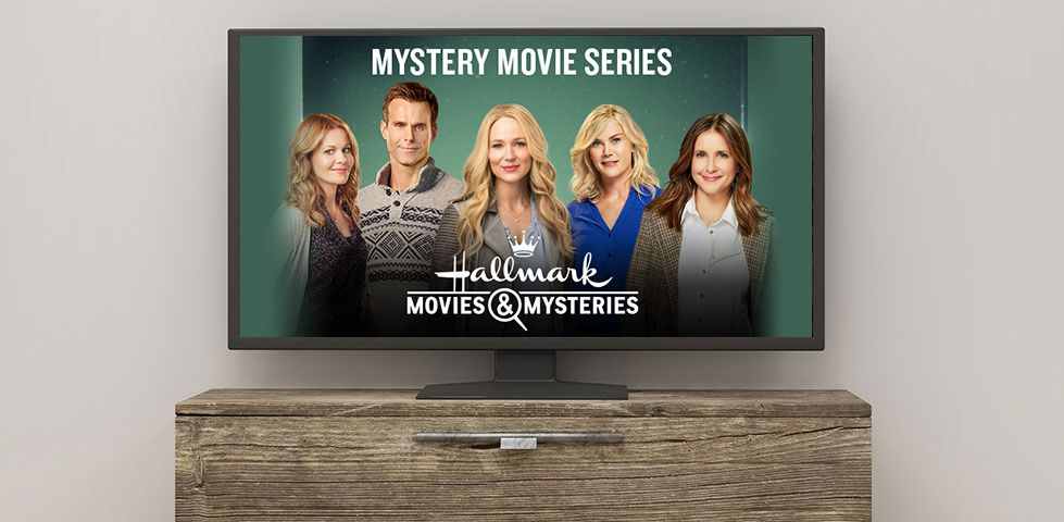 Hallmark Movies and Mysteries channel is in free preview
