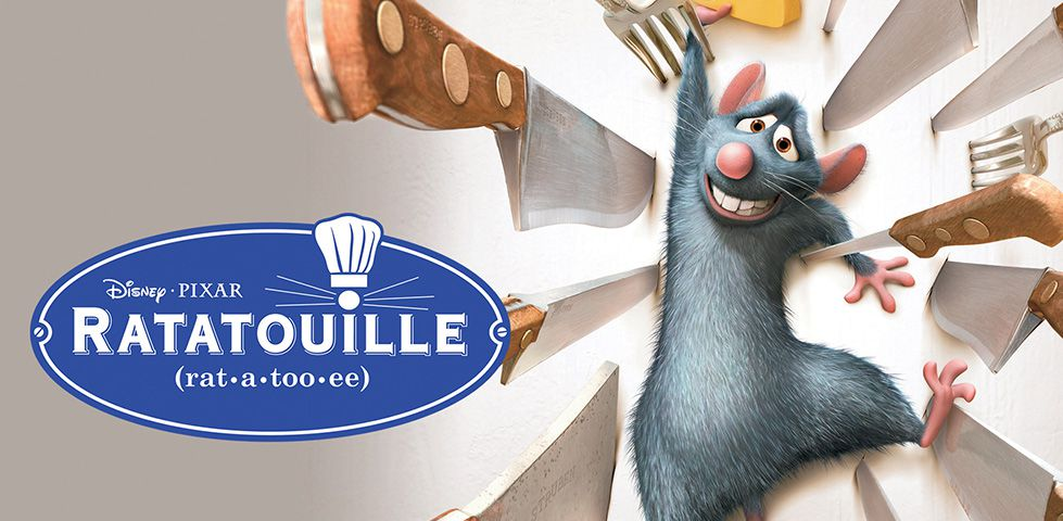 Ratatouille on Starz Encore