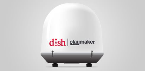 Playmaker Automatic Portable Dish