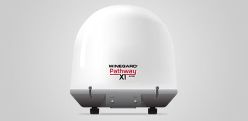 Pathway X1 Automatic Portable Dish