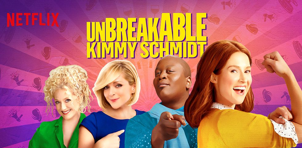 Netflix Original: The Unbreakable Kimmy Schmidt