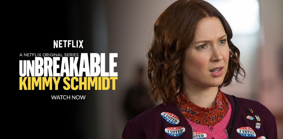 The Unbreakable Kimmy Schmidt, A Netflix Original Series - Watch Now