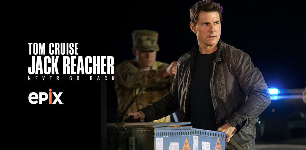 Jack Reacher: Never Go Back | EPIX