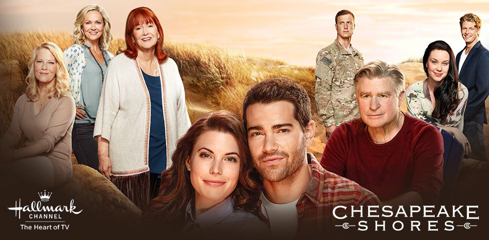 Chesapeake Shores, on The Hallmark Channel