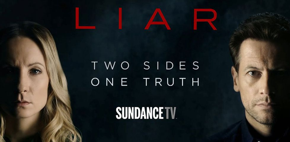Liar, a six-part series on Sundance TV