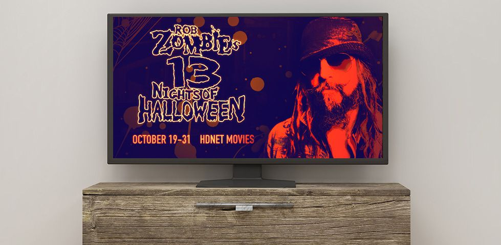 HDNET Movies is in free preview on DISH, including Rob Zombie's 13 Nights of Halloween, October 19 to 31