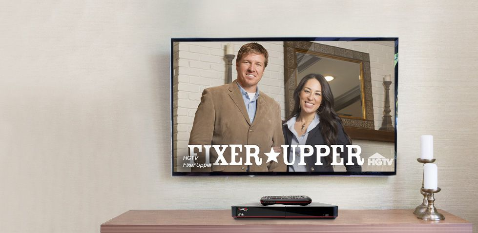 Fixer Upper on HGTV, included in America's Top 200