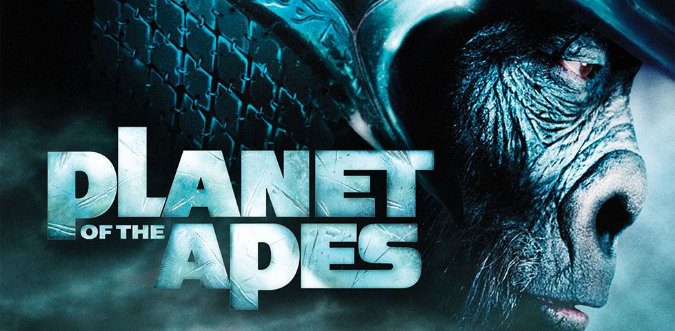 Planet of the Apes (2001), Now Playing on Starz Encore