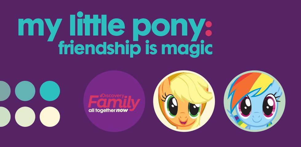 My Little Pony: Friendship is Magic, on Discovery Family, now in free preview