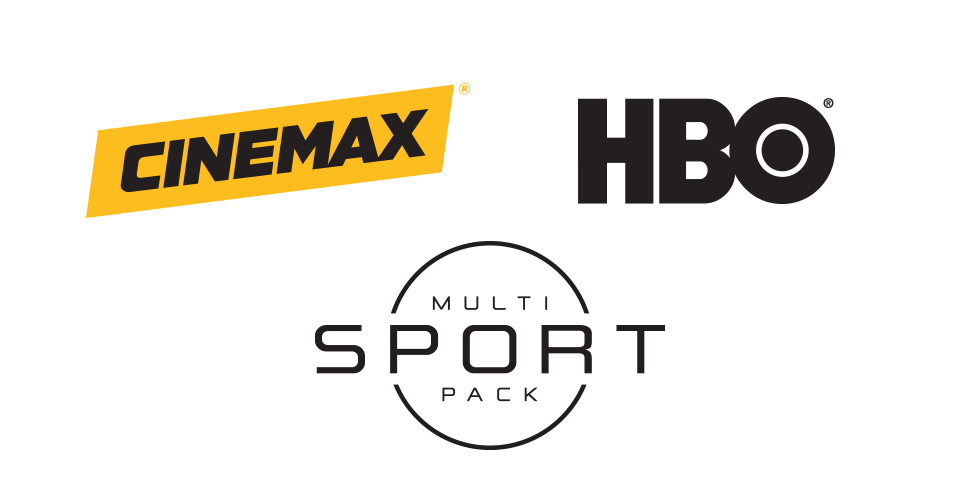 Multi-Sport, HBO, and Cinemax Free for 3 months