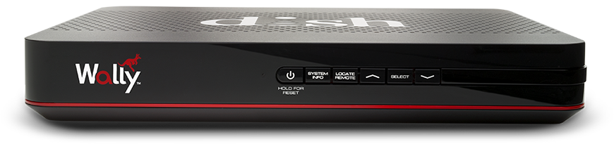 The Wally HD receiver from DISH