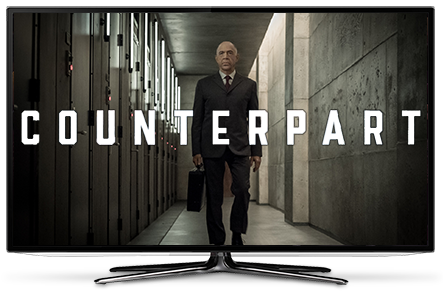Counterpart, on STARZ