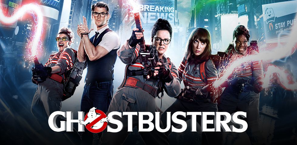 Ghostbusters (2016), Now Playing on Starz Encore