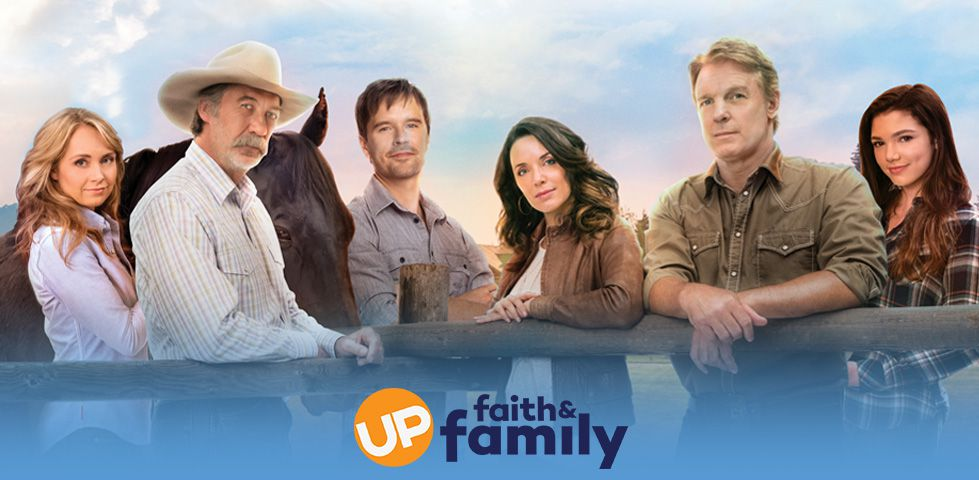 Up Faith and Family - America's Favorite Streaming Service for Families