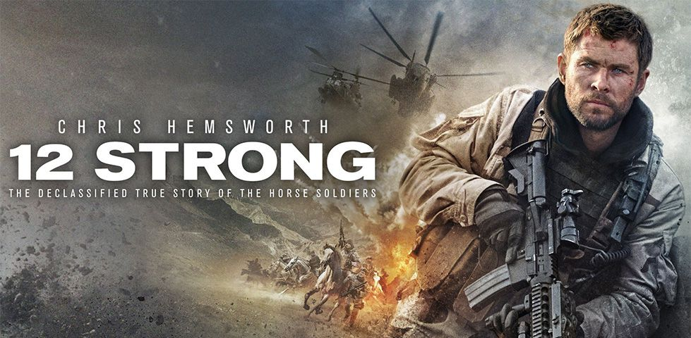 12 Strong, Now Playing on DISH Cinema