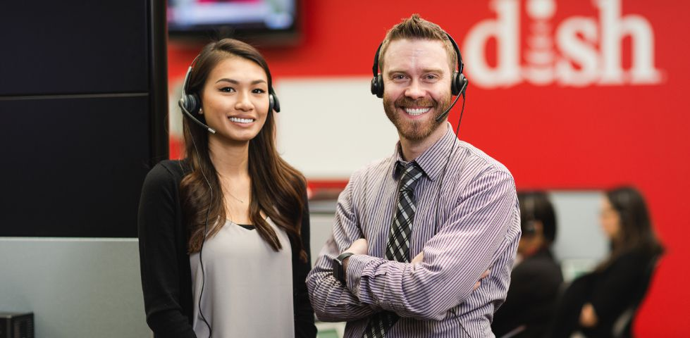 DISH customer service representatives