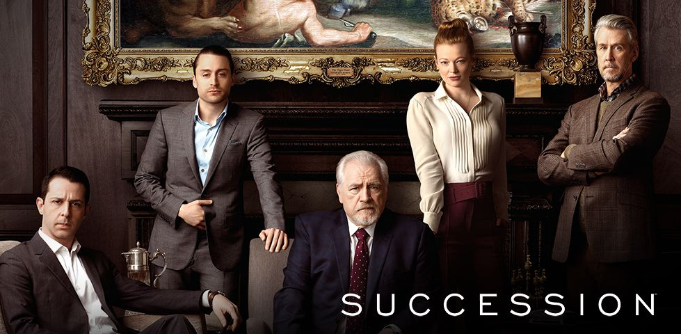 Succession, on HBO
