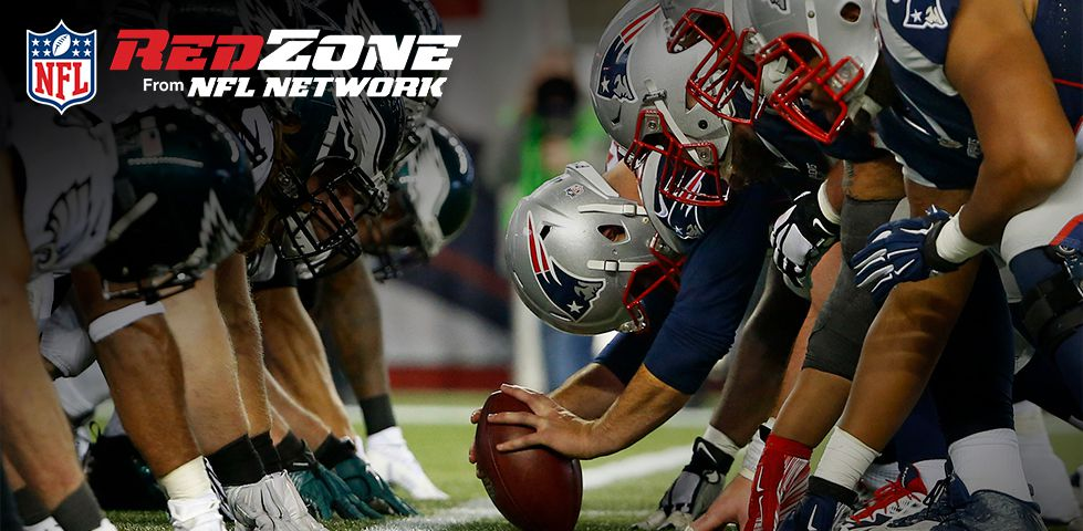 NFL RedZone - Patriots vs Eagles
