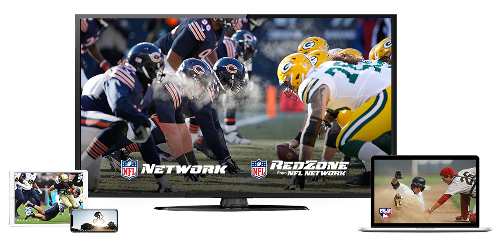 Multi-Sport Package including NFL RedZone