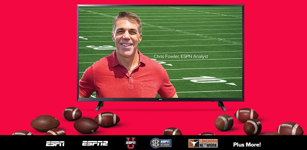 Chris Fowler, ESPN Analyst