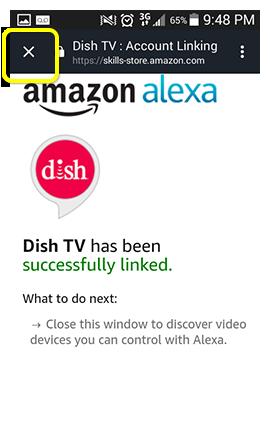Alexa Support | MyDISH | DISH Customer Support