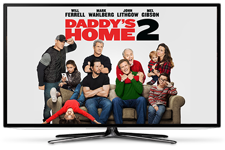TV showing Daddy's Home 2