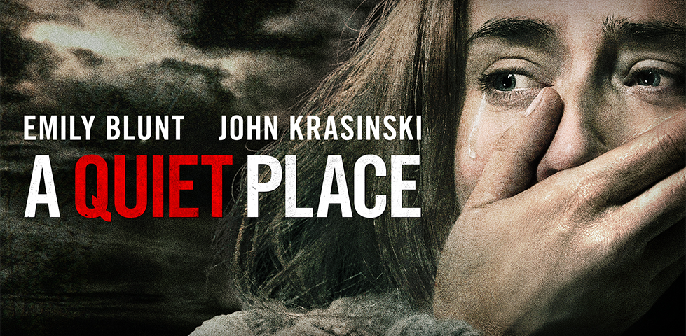 Emily Blunt stars in A Quiet Place