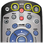 Program a DISH Remote to Control Your Home Theater   MyDISH