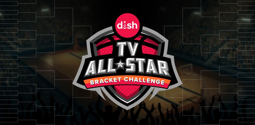 DISH TV All Star Bracket Challenge | tournament bracket