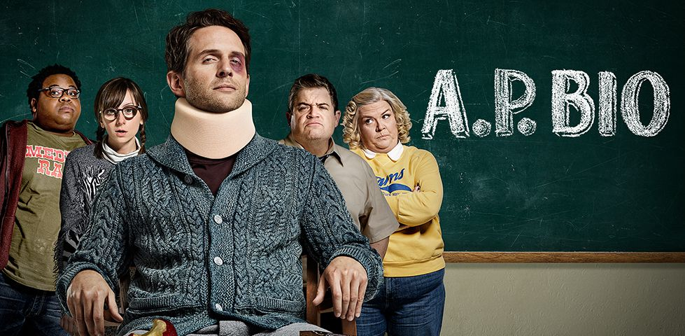 Glenn Howerton stars in A.P. Bio on N.B.C.