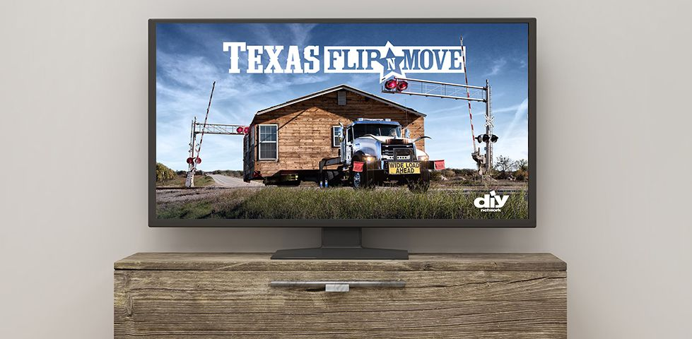 D.I.Y. Network is in free preview on DISH from March 7 to April 2, featuring shows like Texas Flip and Move.