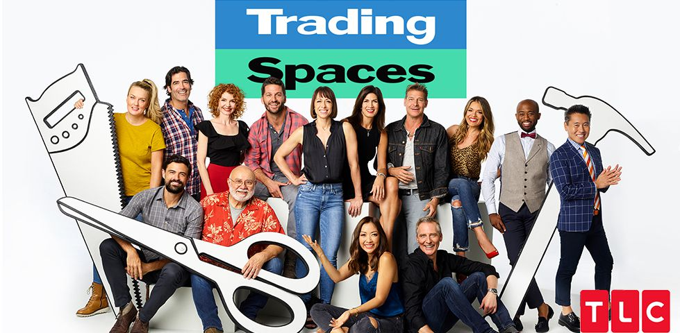 Cast of TLC's Trading Spaces