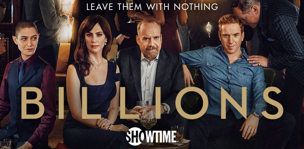 Cast of BILLIONS, on Showtime